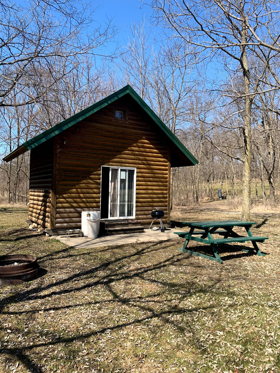 Cabin #5 - Chimney Rock RV Park & Campground