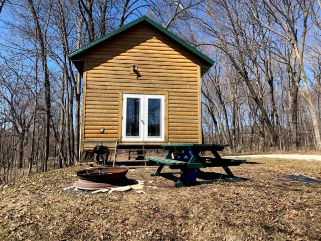 Cabin #6 - Chimney Rock RV Park & Campground